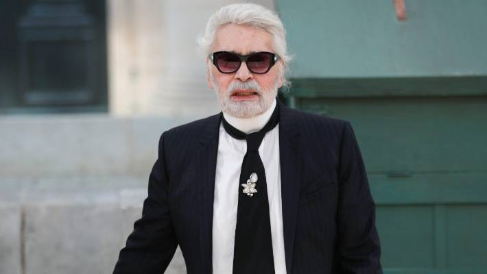 92ba69457e Designer Karl Lagerfeld has died according to French media.