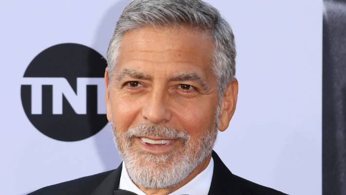 Celebrity Fashion: Is politics in the cards for George Clooney?