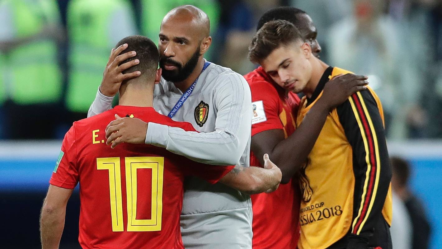 9f20f31735c World Cup 2018  France beat Belgium to make World Cup final