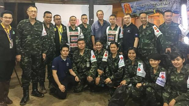 PH lauds Thailand for daring cave rescue of boys soccer team
