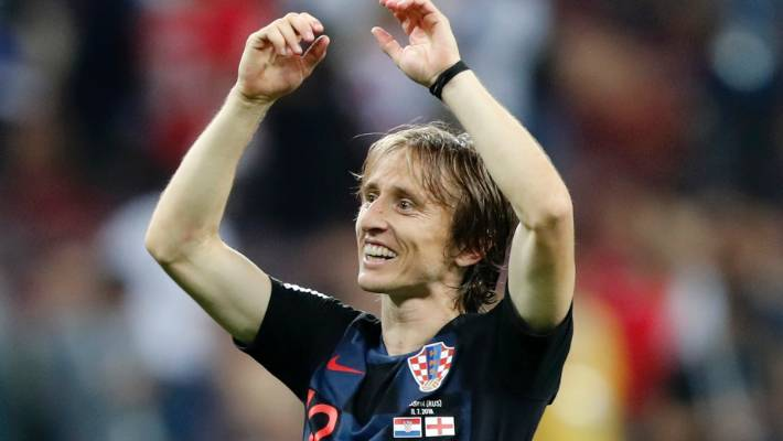 f9e69826f6f Croatia s Luka Modric is set to win the Ballon d Or ending a decade of