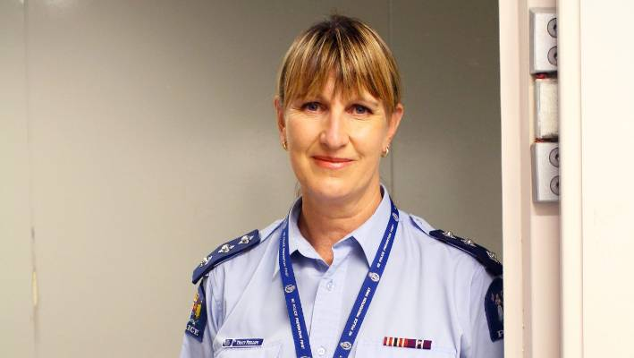 """Inspector Trasi Philips of the Police Life Divisional Officer spoke on Sunday night. But the result was not expected. """"It's very unpleasant, and we've done a strategic withdrawal."""""""