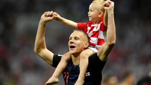 More than 250000 welcome Croatia home after World Cup final
