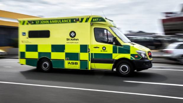 A 5-year-old has serious injuries and two 7-year-olds have moderate injuries after a crash in Invercargill. (File photo)