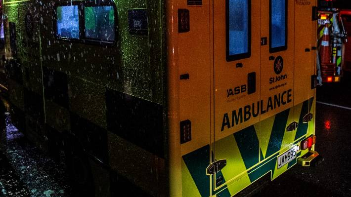 One person taken to Nelson Hospital after vehicle rolls at