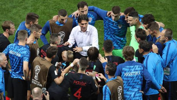 Glory and despair await France and Croatia