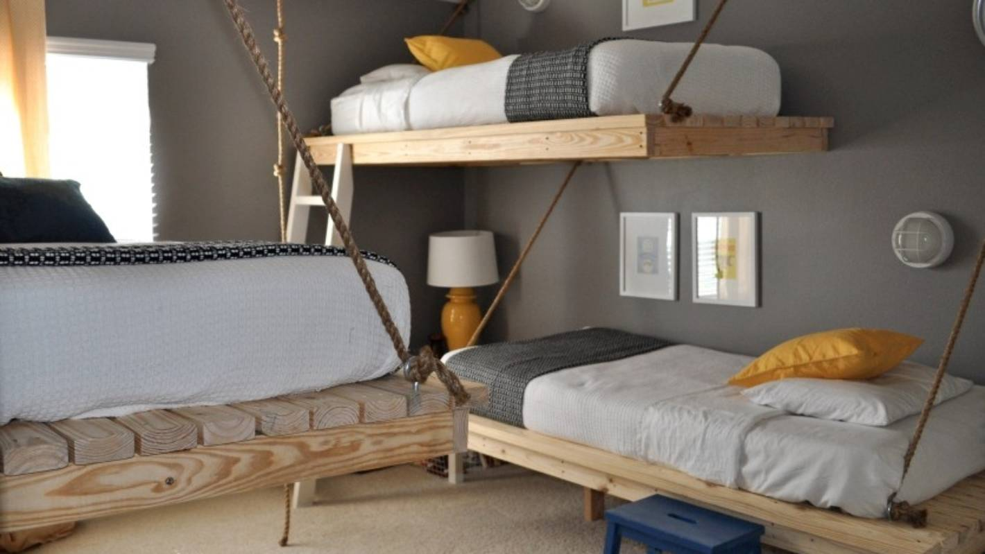 Picture of: Pros And Cons Of Bunk Beds Stuff Co Nz