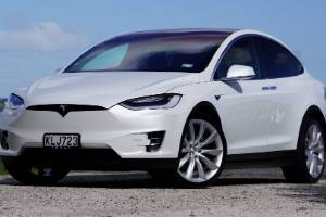 Tesla's estimated 2017 sales of under 15,000 vehicles gave it a market share of under 3 per cent.