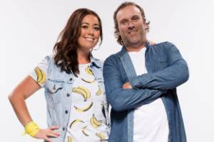 Are these two on a roll? Amy and Stu, the oldest contestants on The Block, take out the first room reveal by a healthy ...