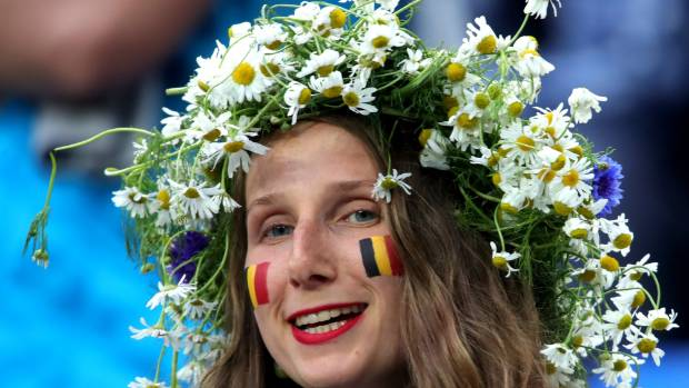Federation Internationale de Football Association wants broadcasters to show fewer images of attractive women at games