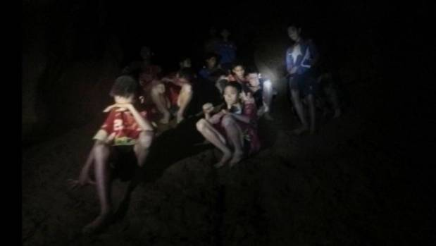 Out of hospital, Thai boys recount moment they were found