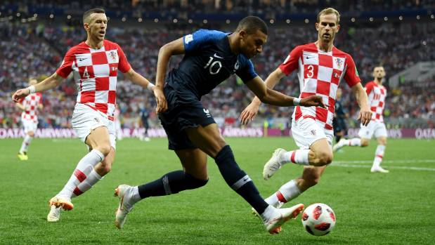 Football world cup final images