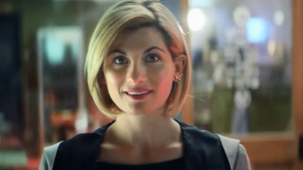 First teaser for the new series of Doctor Who mostly teases