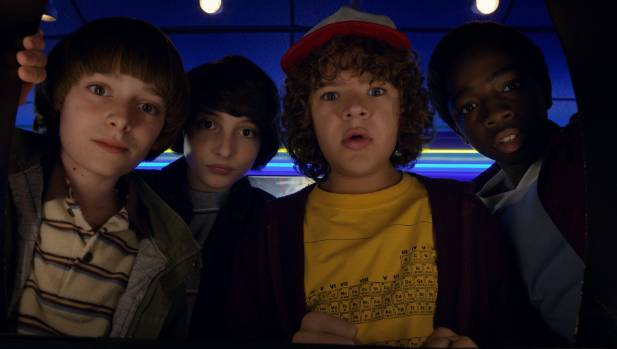 Stranger Things Releases 80's Mall Video Teaser for Season 3