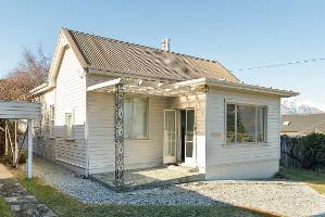This Queenstown cottage, believed to date back to the 1880s, was sold at auction last week for $3 million. The 986 ...