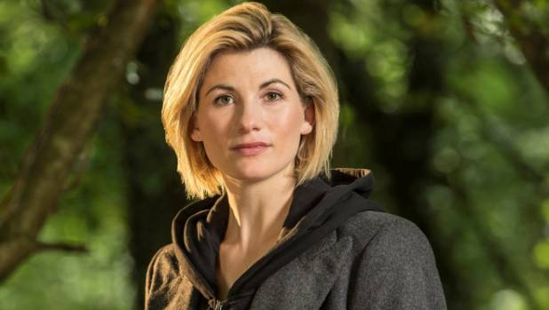 Doctor Who series 11: Jodie Whittaker gets to work in new pictures