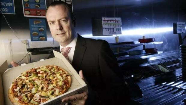 Domino's Pizza boss in the dough with $40m payday | Stuff ...