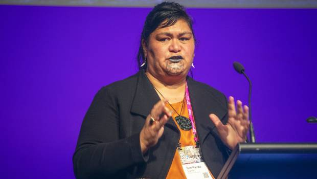 Minister for Māori Development Nanaia Mahuta says there will be more discussions around the future of Māori radio.