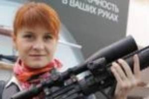 The US government has charged a 29-year-old Russian woman with conspiracy to act as a Russian government agent while ...