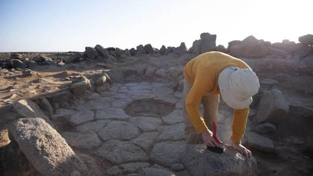 أقدم خبز بالعالم ، وُجد في الأردن