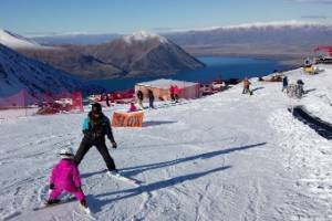With its stunning outlook, Ohau Snow Fields and Lodge provides a great Kiwi family atmosphere and excellent terrain for ...