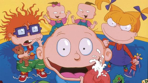 'Rugrats' Returning to Nick for New Series, Plus Live Action Film