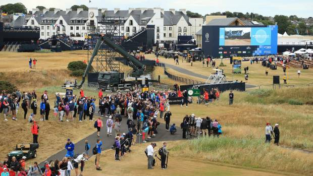 How to watch golf championship from Carnoustie LIVE online