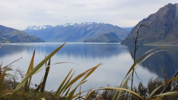 The Hawea Conservation Park in Central Otago, access to which has been stymied by disgraced American TV anchor Matt Lauer, the lessee of the Hunter Valley station.