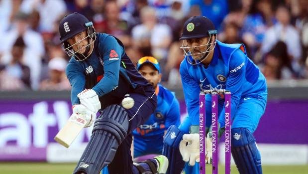 Joe Root's unbeaten century saw England clinch the ODI series against India