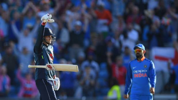 Joe Root moves into second place in latest ICC ODI rankings