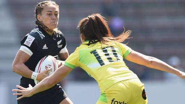 Ireland Women See Off Russia In Rugby World Cup Sevens Clash