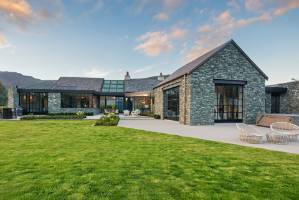 The Supreme House of the Year for the Registered Master Builders Southern region is this Queenstown house built by AJ ...