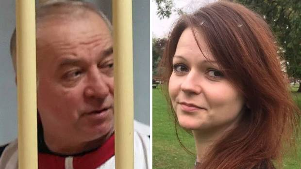 Novichok attack: Police 'identify Russian suspects' in poisoning of Skripals