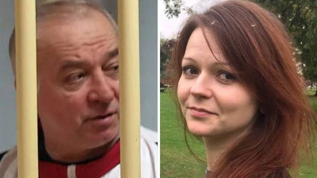 Salisbury Novichok poisoning: Threat from Russian Federation is 'real' - GCHQ