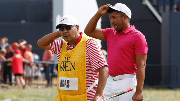 The Open: Jhonattan Vegas on his torrid trip to Carnoustie