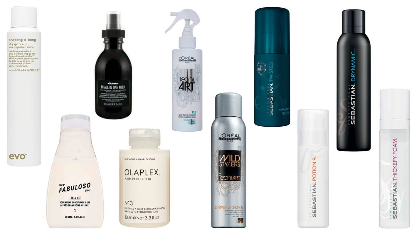 The hair products NZ's top hair stylists love   Stuff.co.nz