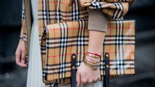 Fashion world uproar after Burberry destroys $38m of unsold clothes and accessories