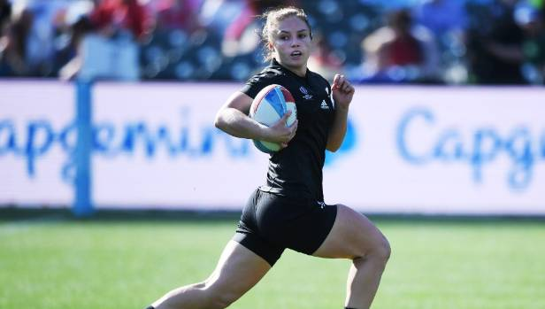 Black Ferns to play France in Rugby Sevens World Cup final