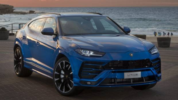 Never mind the name: Lamborghini Urus is a superbly fast thing.