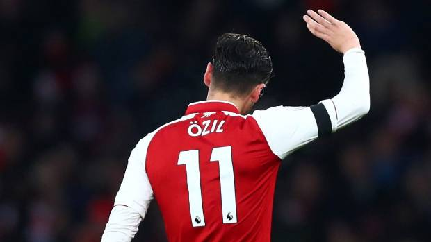 Arsenal star Ozil bids farewell to German football as a World Cup winner with more than 90 caps to his name.