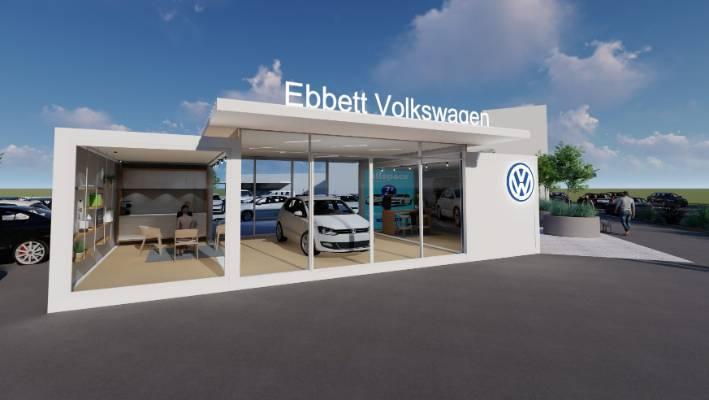 The Block Nz Winner Builds Volkswagen S New Pukekohe Store