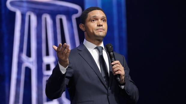 Calls for boycott as racist Trevor Noah clip resurfaces