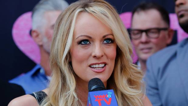 Stormy Daniels' Husband Glendon Crain Files for Divorce