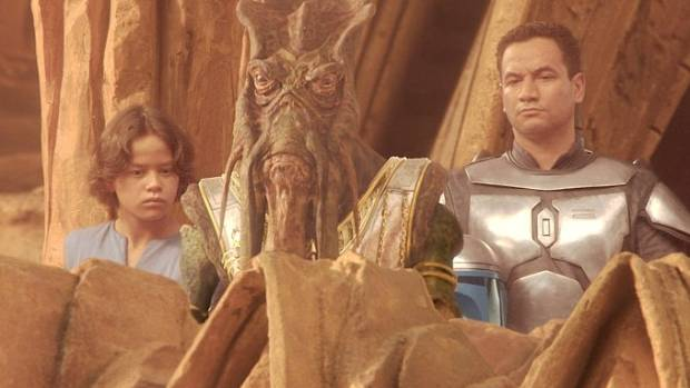 Temuera Morrison still has hopes of returning to the Star Wars universe.