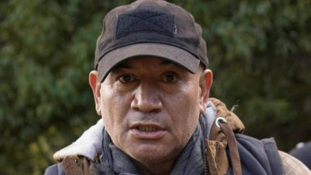 Temuera Morrison says Occupation was the perfect tune-up before tackling the more emotional scenes involved in Aquaman.
