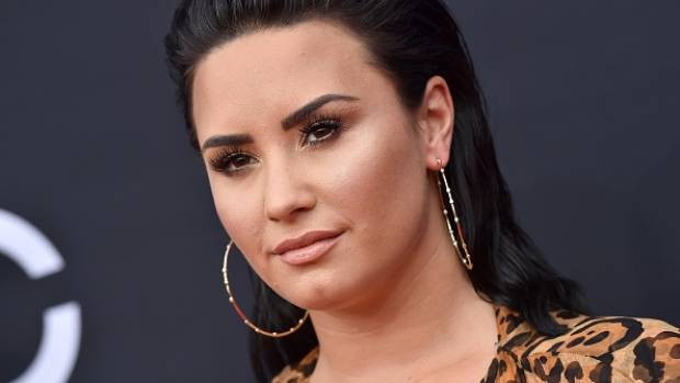 Demi Lovato admitted to hospital for suspected overdose