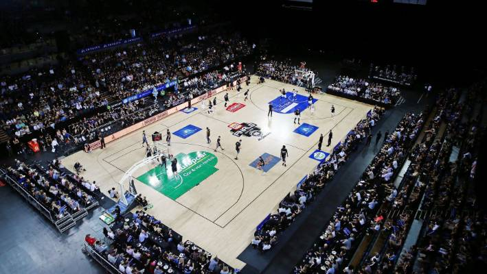 New Zealand Breakers set to take four ANBL home games to the