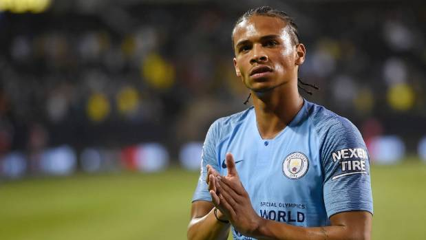 Manchester City midfielder Leroy Sane will be seeking a big season after missing out on the German squad for the World Cup
