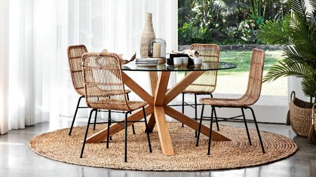 Rattan Is Widely Available Again And Suits A Variety Of Decor Styles