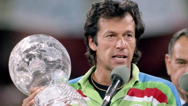 Former International Cricketer Imran Khan Batting To